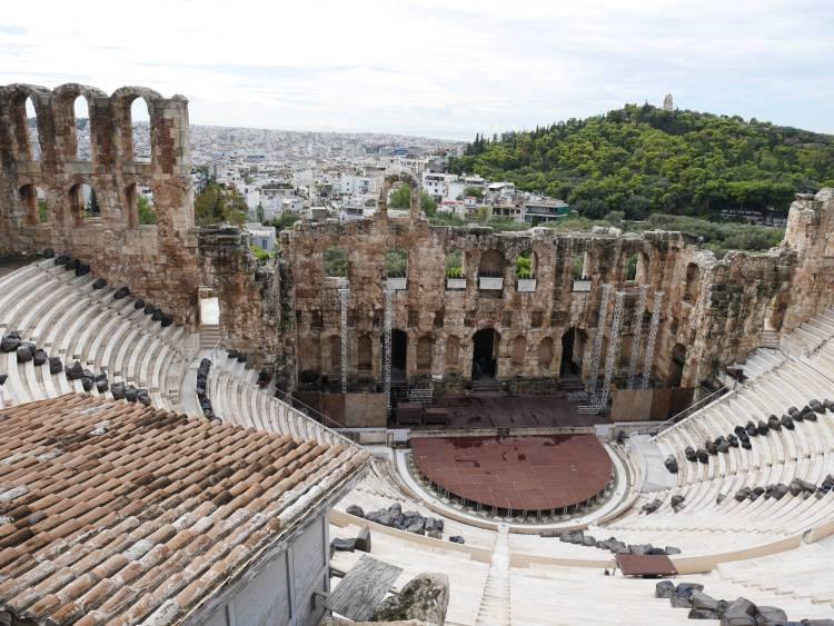Théatre Hérode Atticus, Athènes
