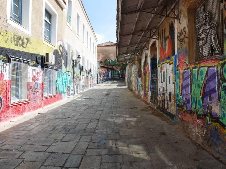 Athènes et ses tags