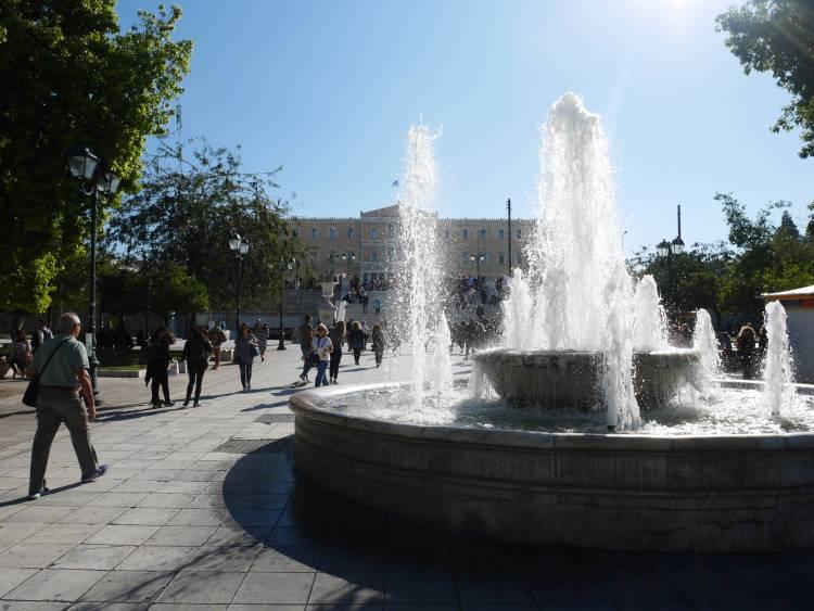 Syntagma, Athènes