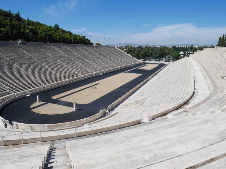 Stade Panathénaïque d'Athènes