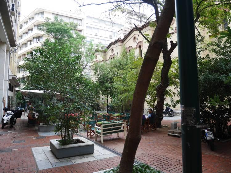Place Karitsi, Athènes