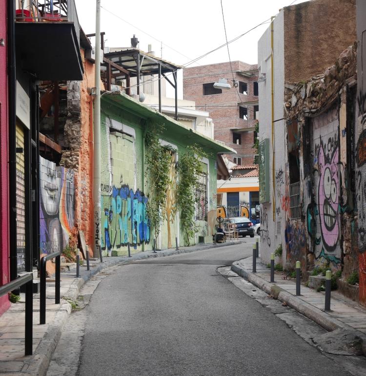 Psyri, Athènes