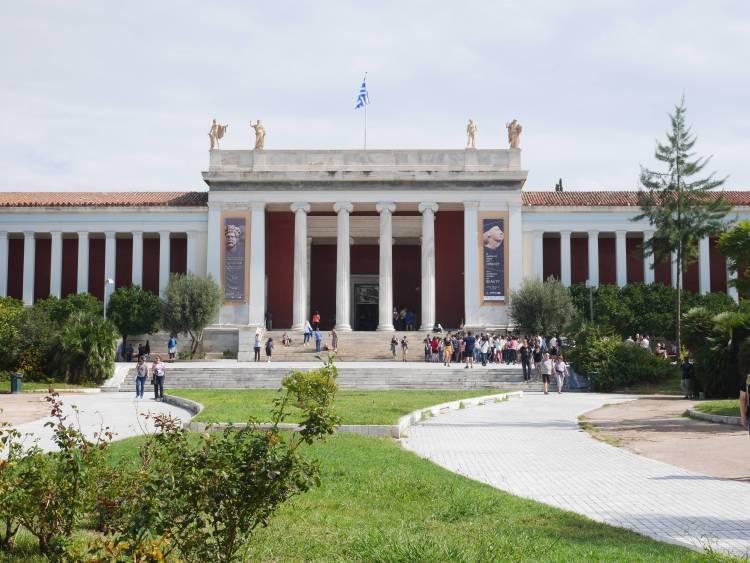 Musée archéologique Athènes