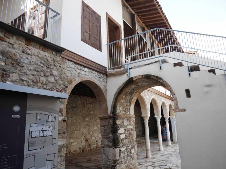La plus ancienne maison d'Athènes