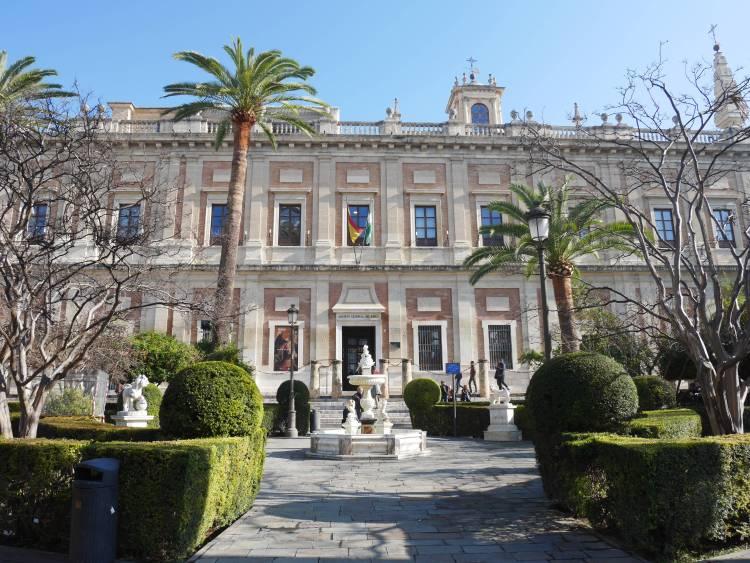 Archives générales des Indes à Séville