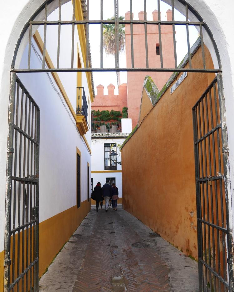 Espagne, Séville, Santa Cruz
