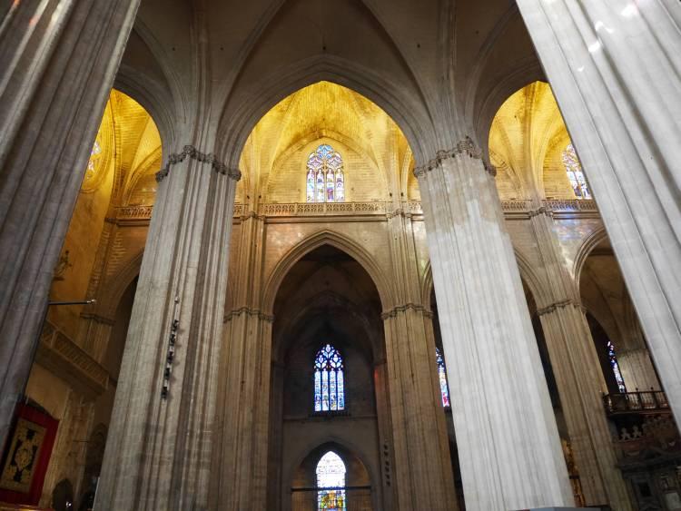 Séville, cathédrale