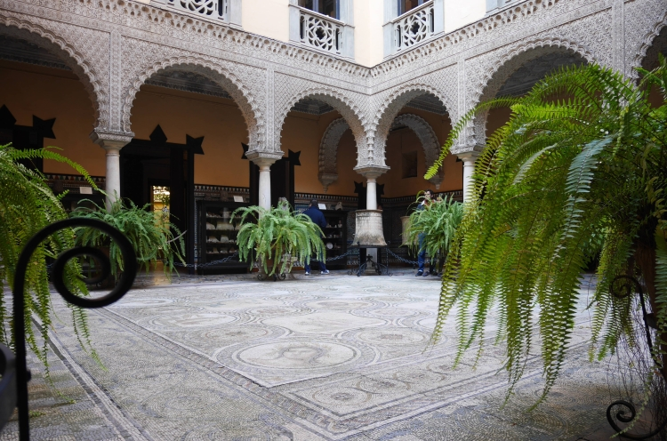Séville, Palacio de la Condesa de Lebrija