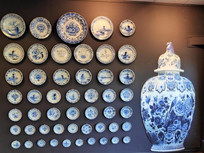 Collection Bleu de Delft