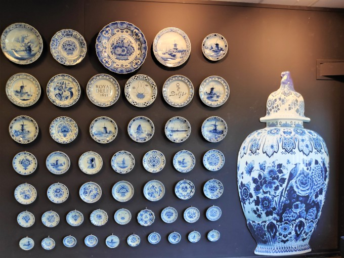 Collection Bleu de Delft