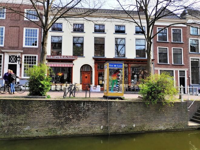 Le plus petit musée du monde à Delft