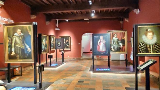 Peintures, Musée Prinsenhof à Delft