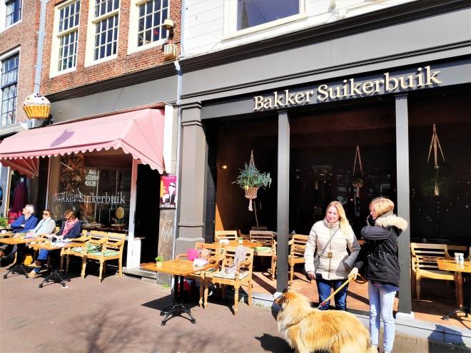 Bakker Suikerbuik à Delft