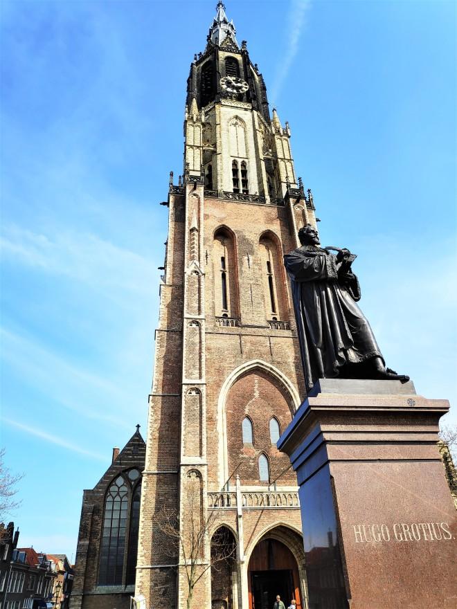 Nieuwe Kerk à Delft