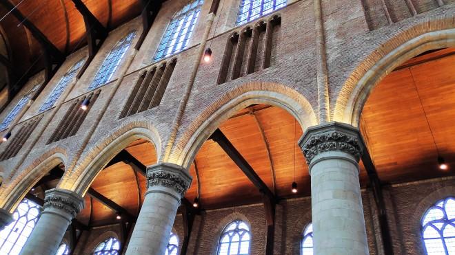 Intérieur Nieuwe Kerk Delft
