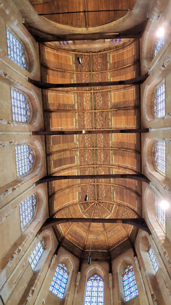 Plafond de Nieuwe Kerk Delft
