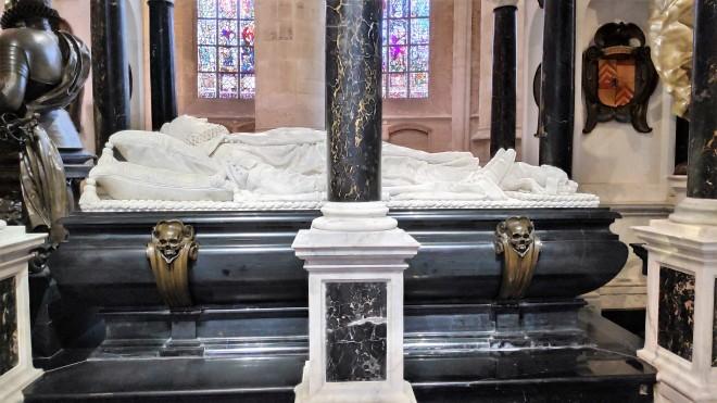 Caveau de Guillaume d'Orange dit Guillaume Le Taciturne