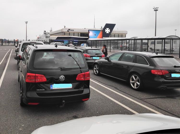 Ferry - Port de Dunkerque