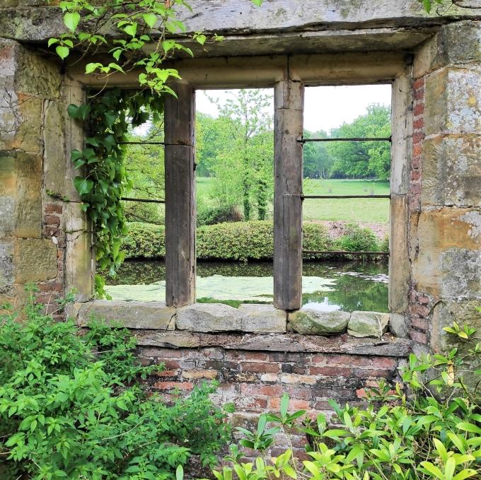 Vestiges de Scotney Castle - kent - England