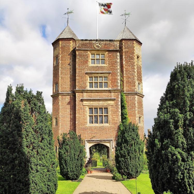 La tour des jardins de Sissinghurst