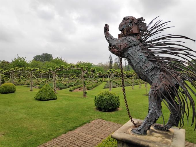Les jardins de Penshurst
