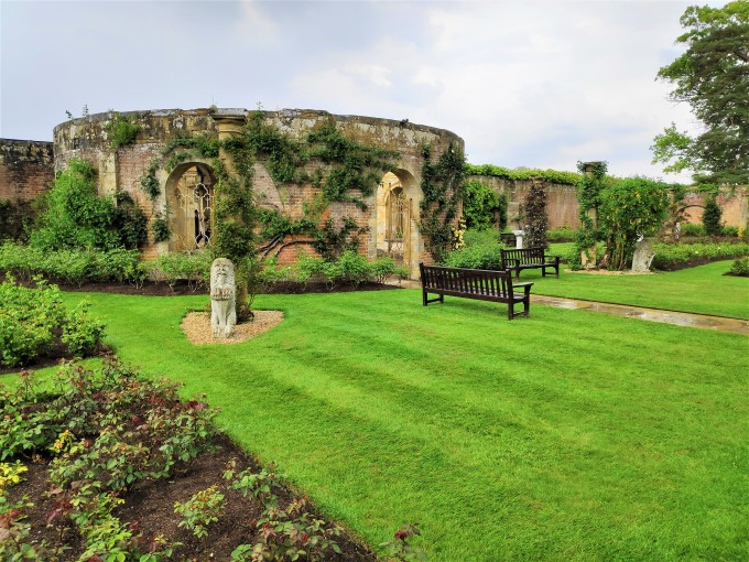 Les jardins de Hever Castle