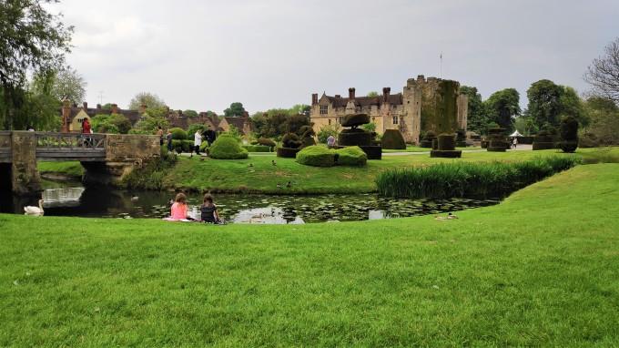 le château de Hever