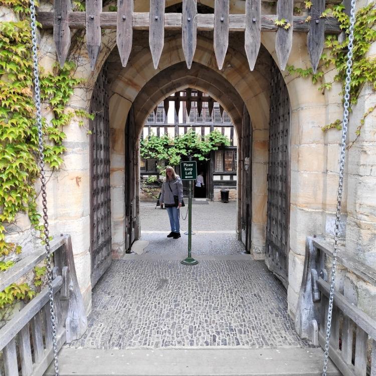 Entrée Hever Castle