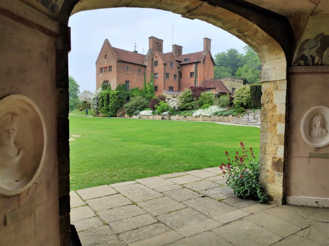 Le manoir de Churchill - Chartwell