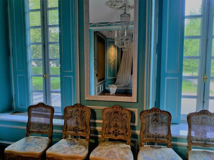 Mobilier et décoration au Château de Seneffe