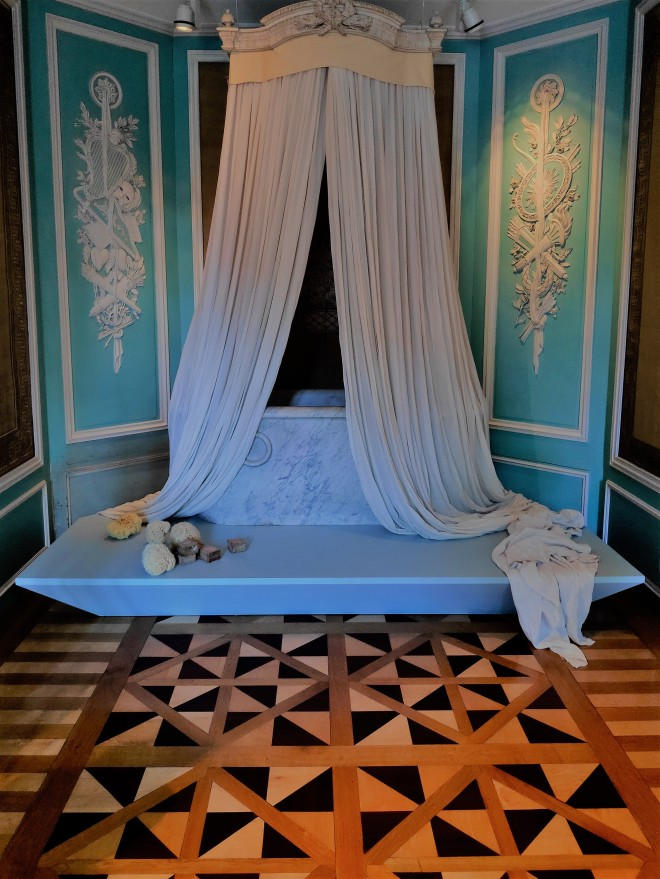 Magnifique rez de chaussée du Château de Seneffe