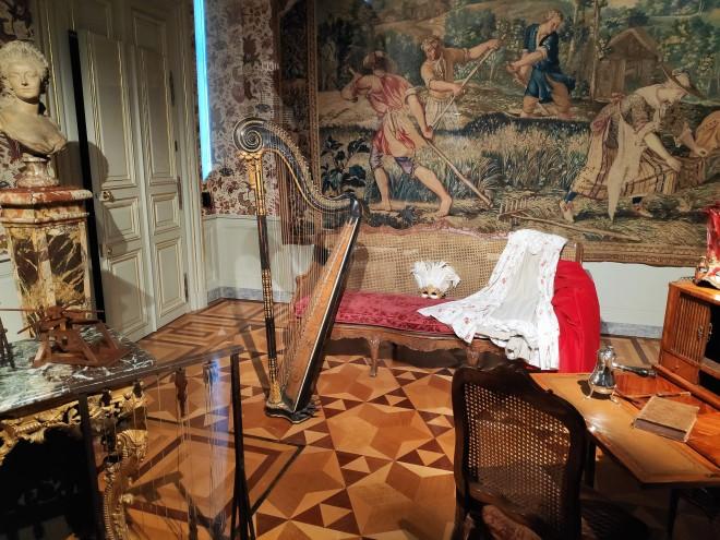 Exposition temporaire au Château de Seneffe - Hainaut