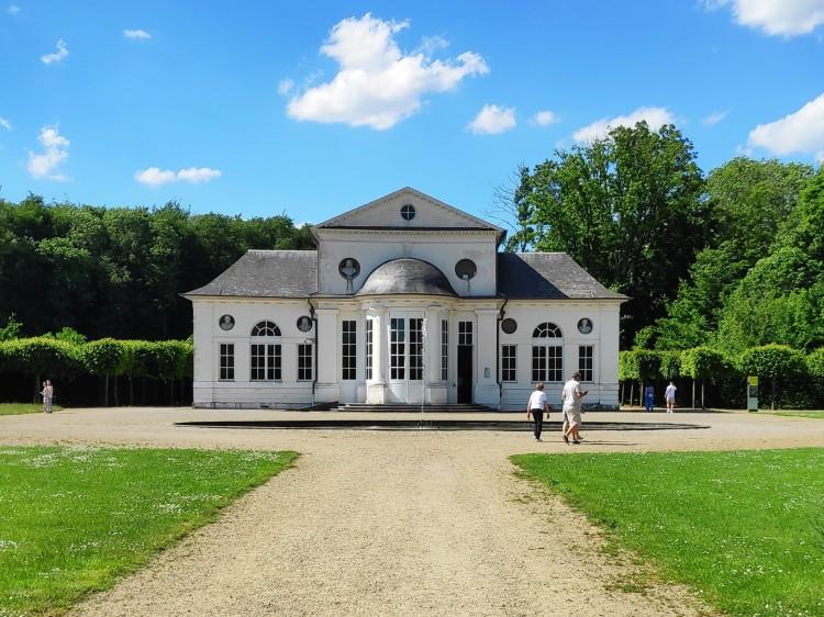 Le théâtre du Château de Seneffe