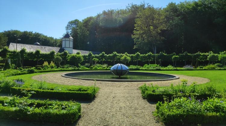 Jardins de l'Orangerie du Château de Seneffe