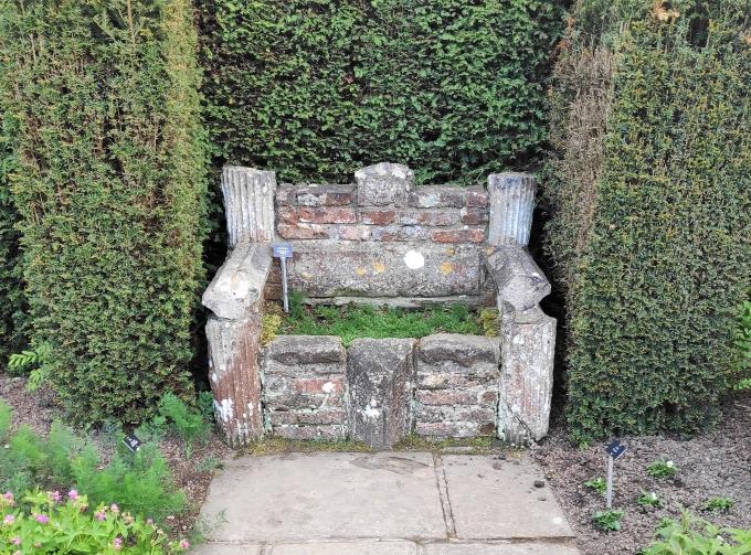 Dans le jardin de Sissinghurst