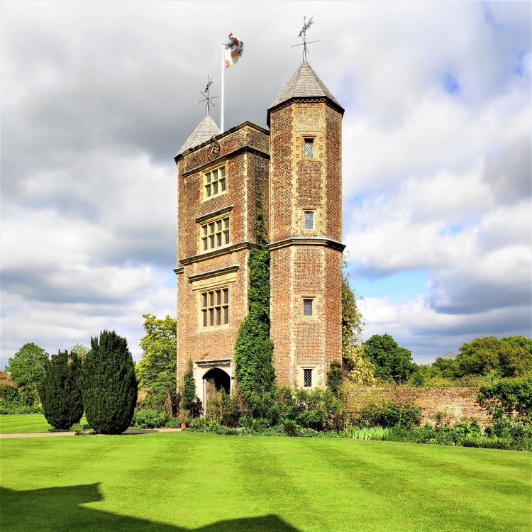 La tour du château de Sissinghurst