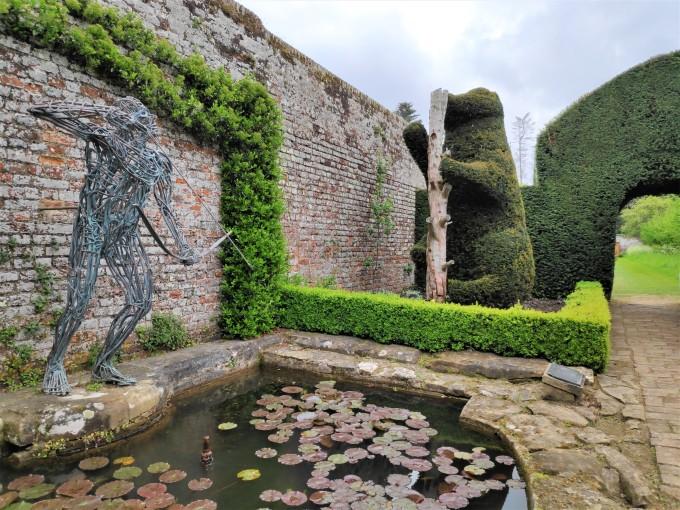 Statue et sculpture à Penshurst Place and Gardens