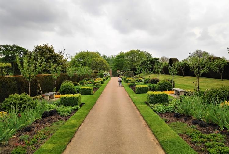 Les jardins de Penshurst dans le Kent