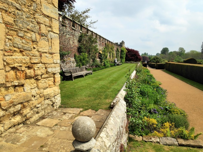 Manoir et jardins de Penshurst - Kent