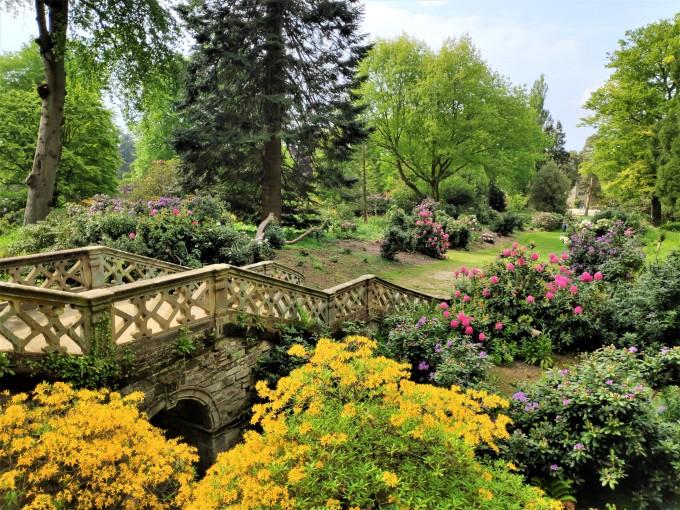Les jardins de Hever dans le Kent