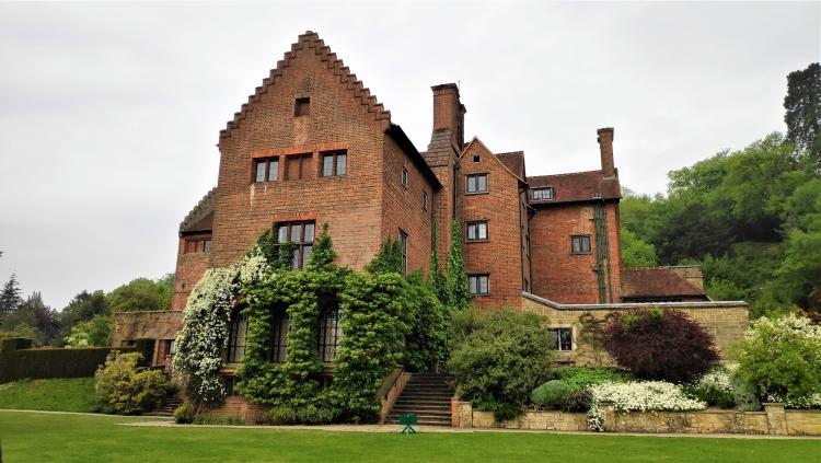 Chartwell, la maison de Winston Churchill