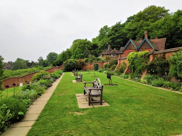 Les jardins de Chartwell, le manoir de Winston Churchill