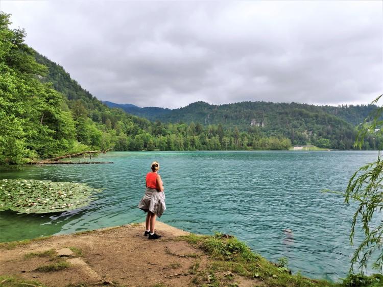 Ballade au bord du Lac de Bled