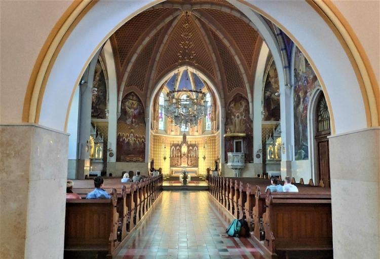 Cerkev sv. Martina de Bled