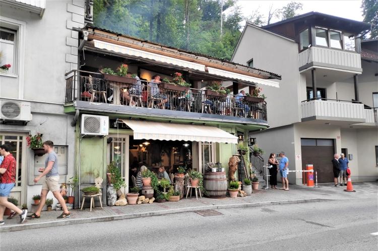 Restaurant Sova - Lac de Bled
