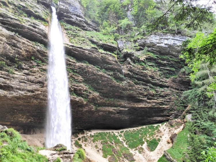 Cascade de Pericnik