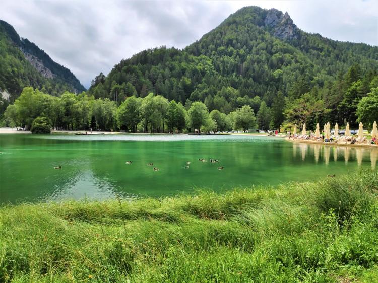 Lac Jasna - Slovénie