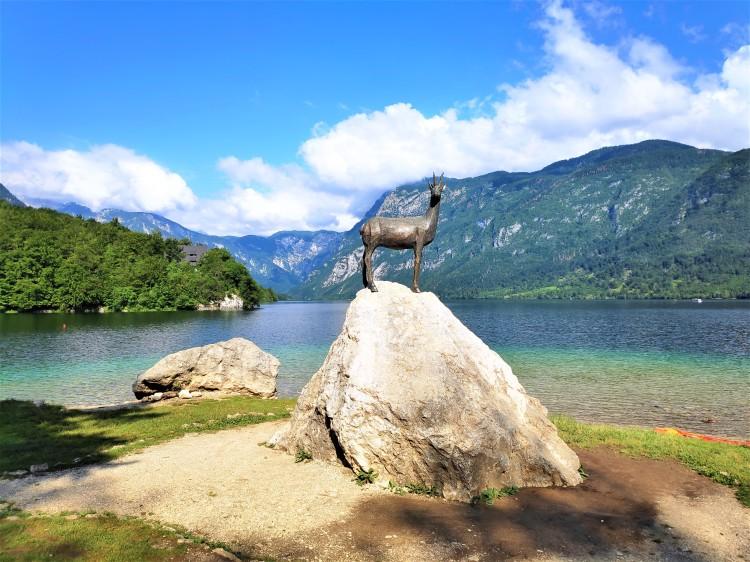 Zlatorog et le Lac de Bohinj