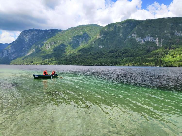 Lac de Bohinj - Slovénie