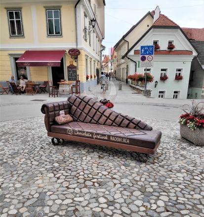 Radovljica - Slovénie